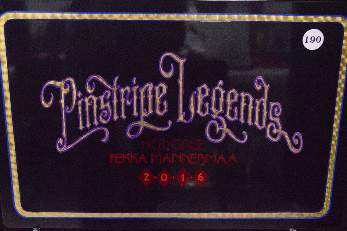 2016 Pinstripe Legends